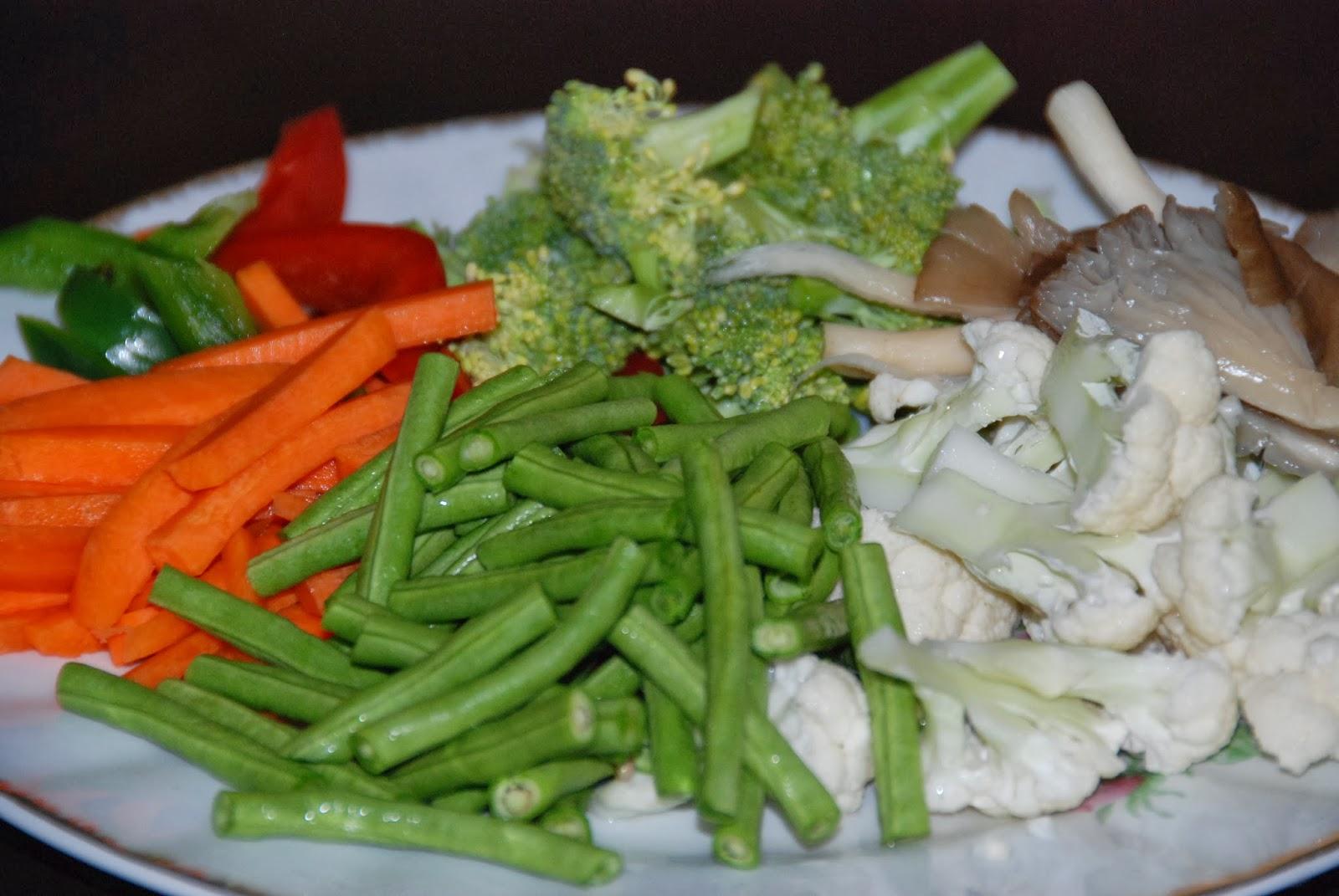 Resep Cara Membuat Tumis Brokoli dan Wortel