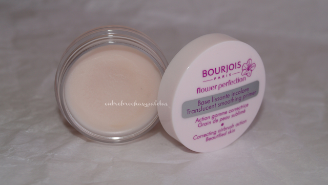 prebase maquillaje flower perfection bourjois