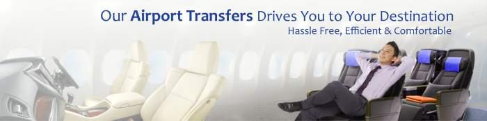 Kemudahan Airport Transfer
