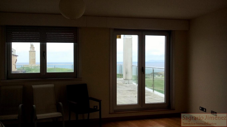 Viviendas coru a viviendas coru a tico con gran terraza - Alquiler vivienda coruna ...