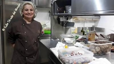 Catinari mangiare al ghetto di roma