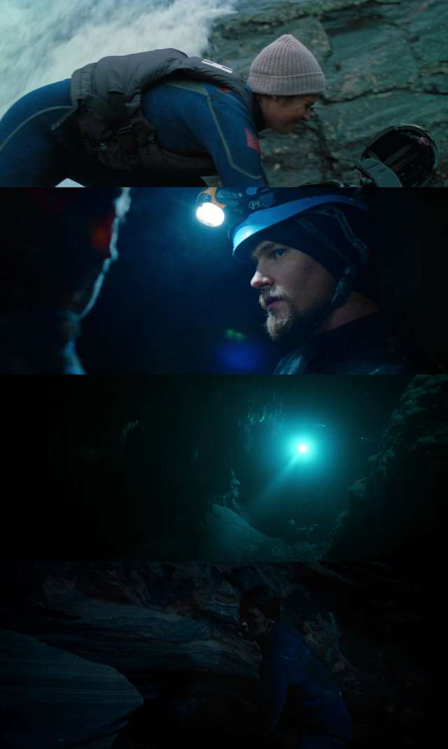 Cave Descenso al Infierno (2016) HD 1080p Latino