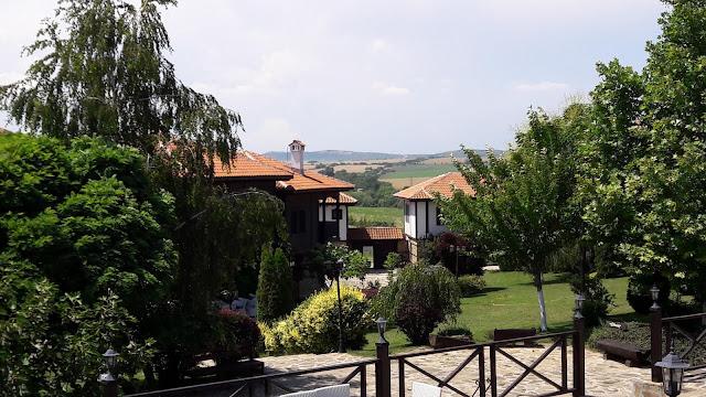 Maisema Chateau Medovo