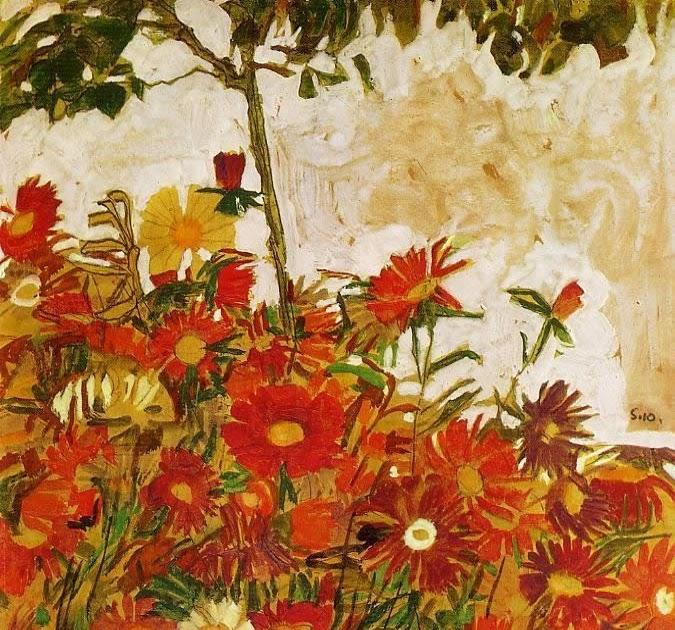 Still Life Egon Schiele