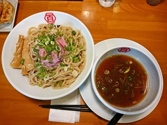 醤油肉汁つけ麺(普通)の写真