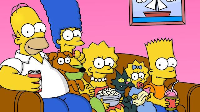 Los Simpson: Filosofía para andar por casa