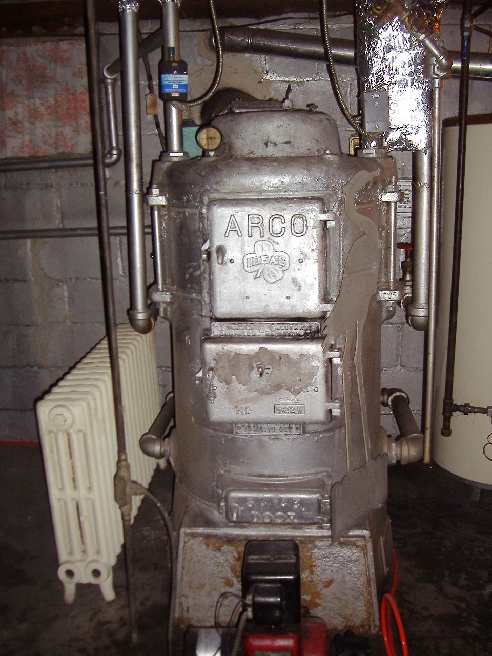 Progress Is Fine But It S Gone On For Too Long Arco Boiler