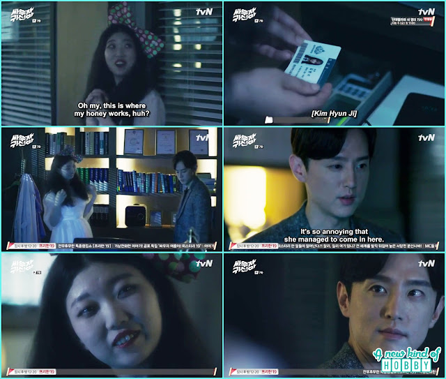 Kyun Ja unni ghost and professor - Let's Fight Ghost Episode 7 Review - Korean Drama 2016