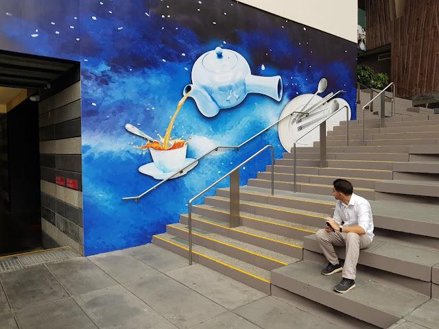 Murales-Singapore