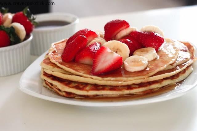 Modal Rice Cooker Doang, 5 Pancake Lezat Ini Bisa Kamu Buat, Selamat Tinggal Teflon dan Oven!