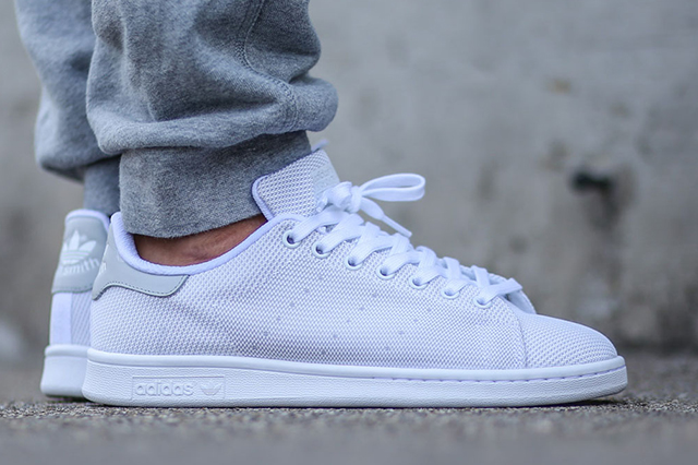 Tênis All White Adidas Stan