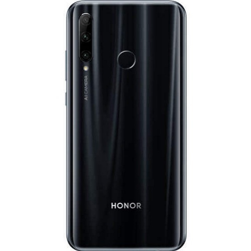 Honor 10i Black Color