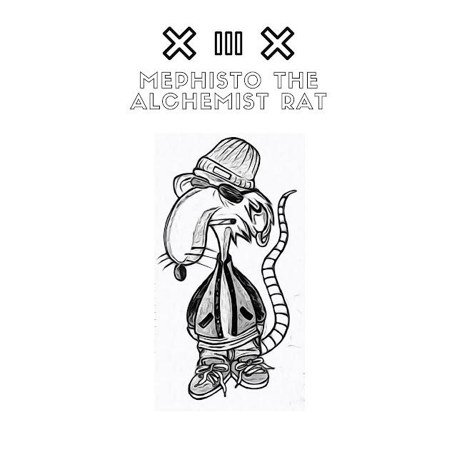 MEPHISTO THE ALCHEMIST RAT 2020