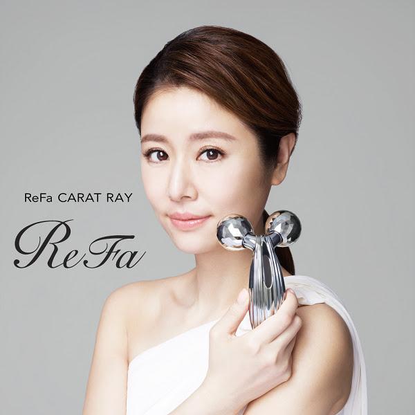 ReFa CARAT RAY 白金滾輪 團購 台灣