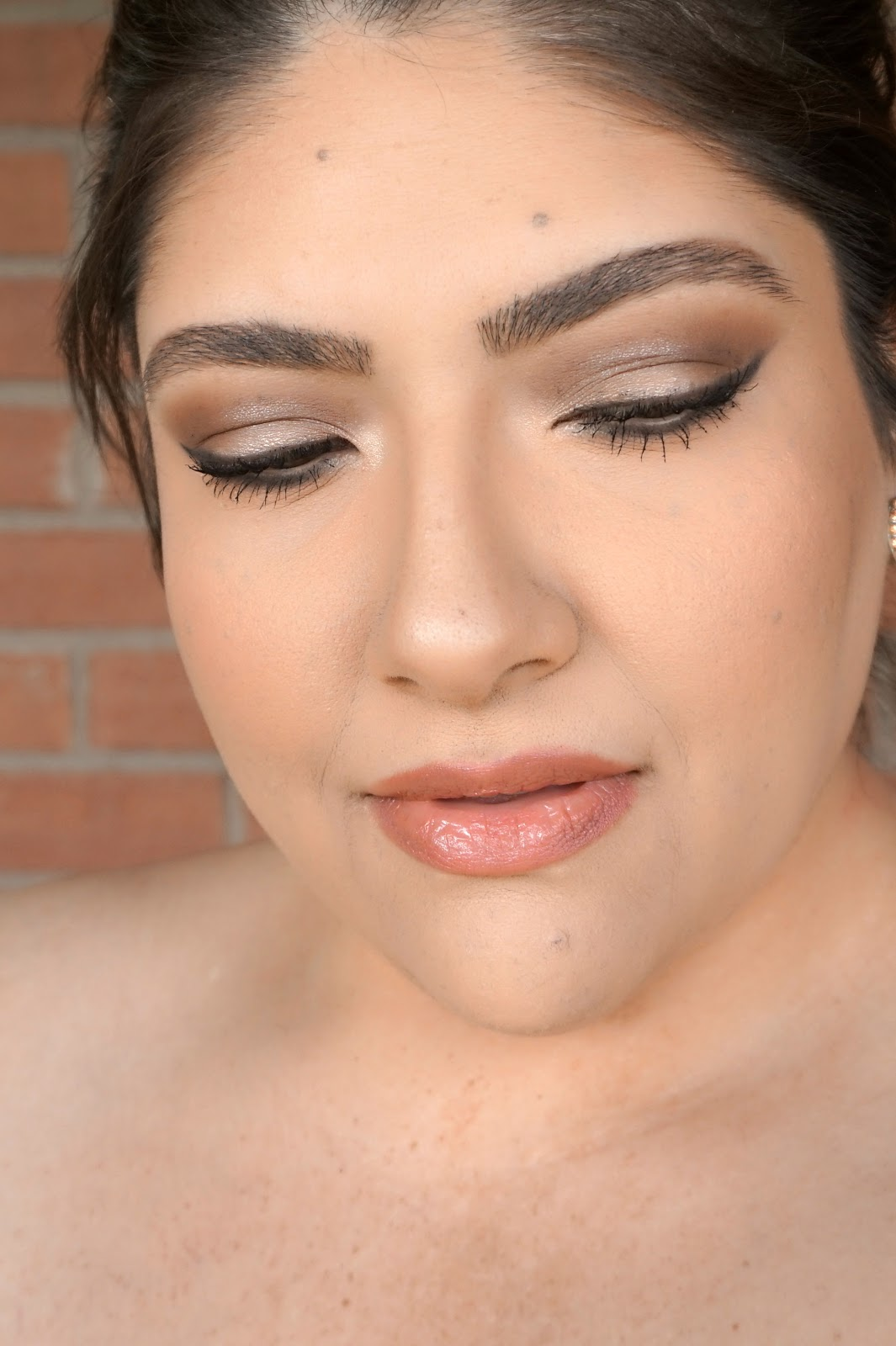 Simple & Classic Bridal Makeup Look // Beauty With Lily, A West Texas Beauty, Fashion & Lifestyle Blog
