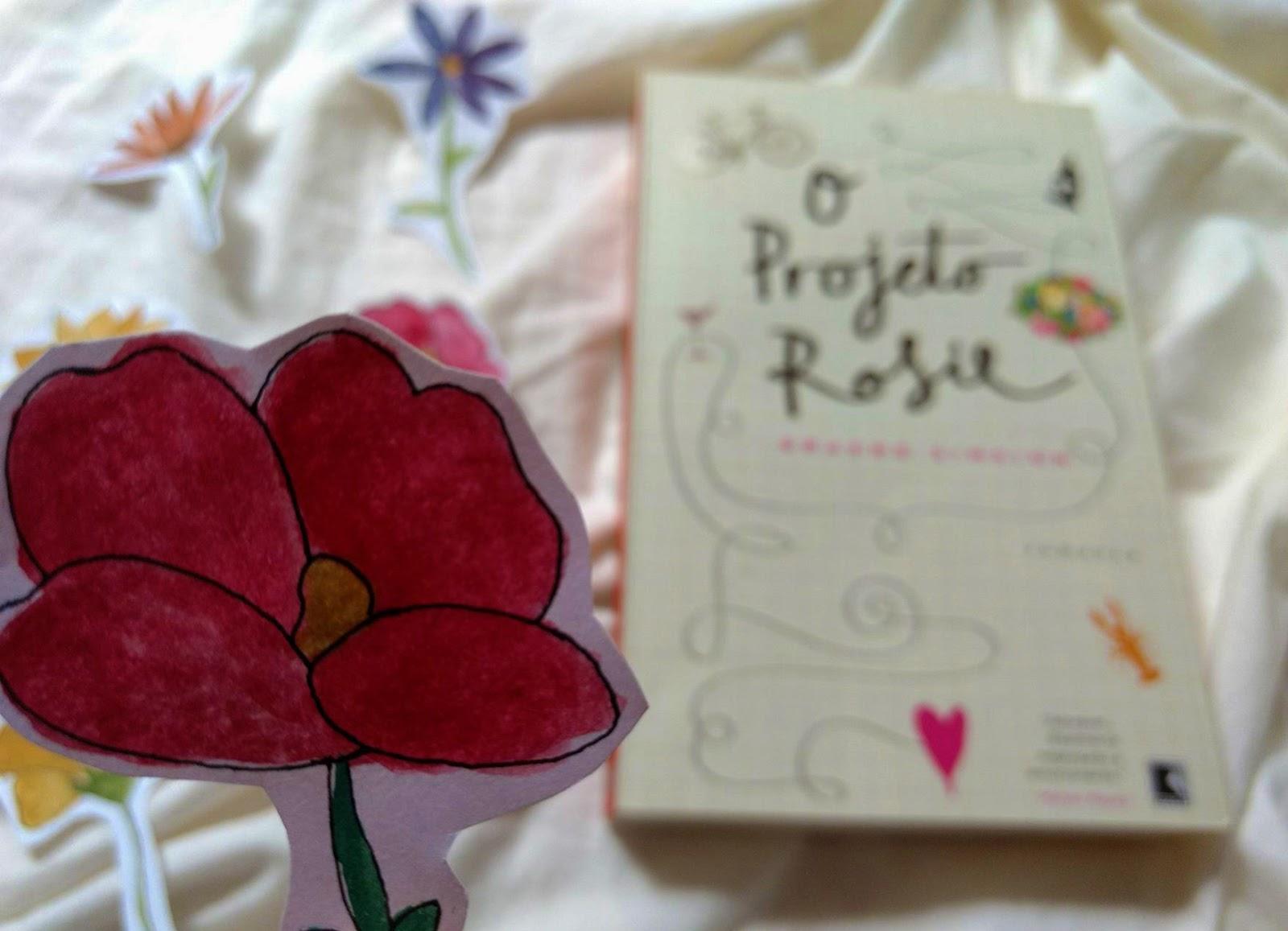 Livro O Projeto Rosie