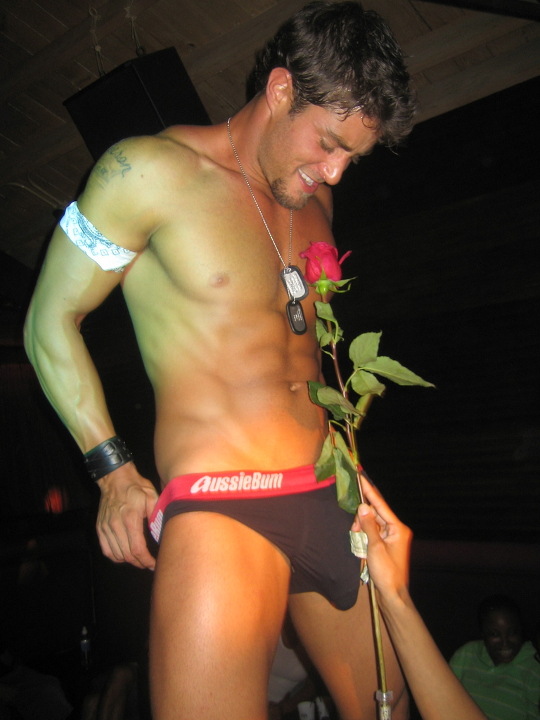 Hot Gay Stripper 51