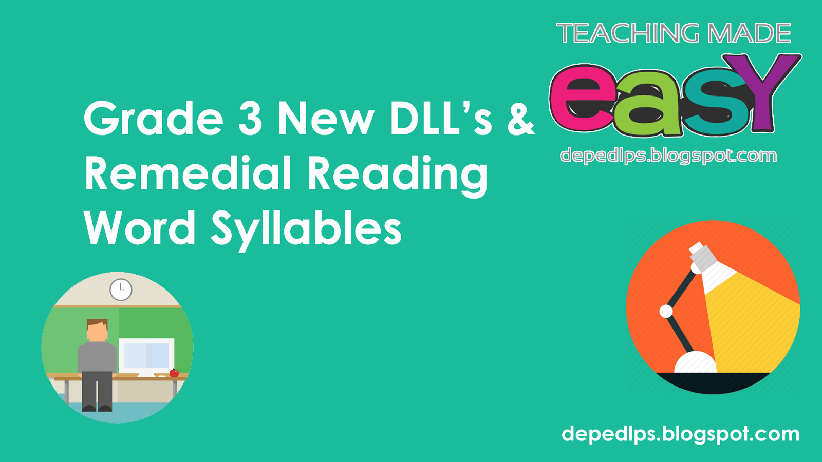 Worksheet Grade 3 grade 3 new k 12 dlls remedial reading word syllables deped lps syllables