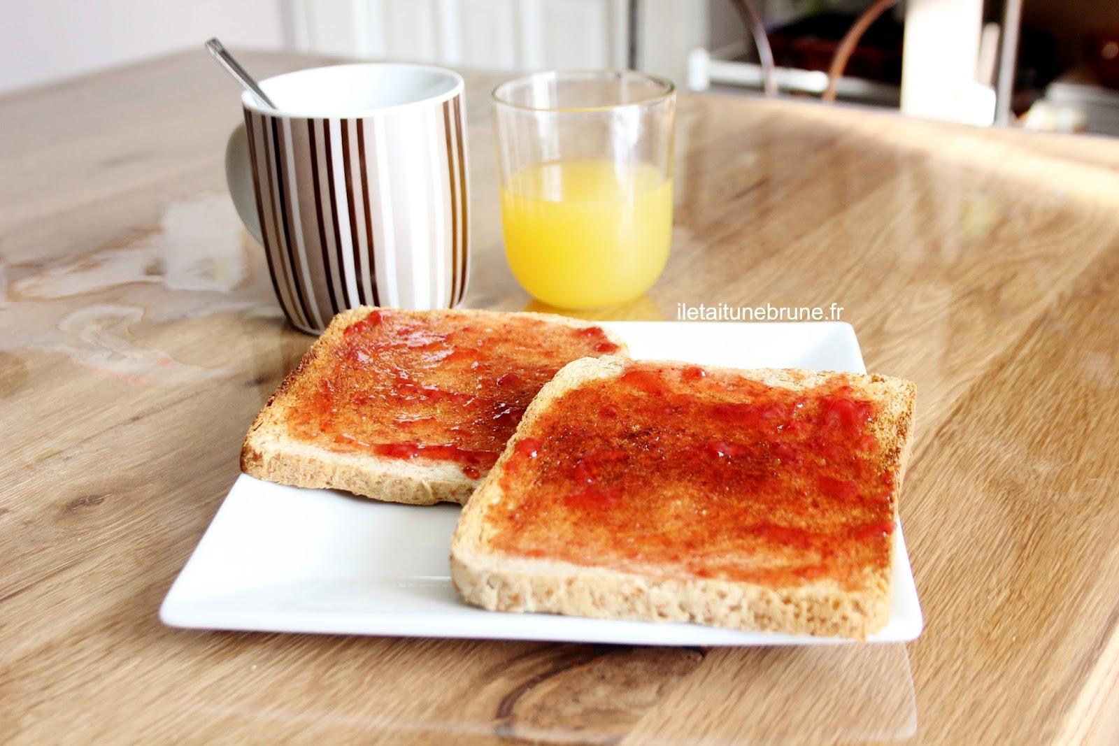petit déjeuner équilibré rééquilibrage alimentaire