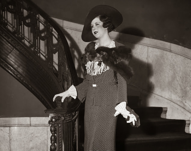 Pin by 1930s/1940s Womens Fashion on 1930s Evening