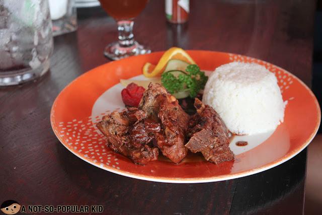 Pork Ribs of Secret Garden, Baguio