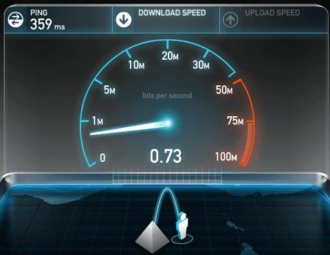 شرح كيفية قياس سرعة النت الحقيقية بدون برامج Internet Speed Test من الوليد نت