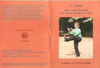 DVD 3ème duan par Sabine Metzlé