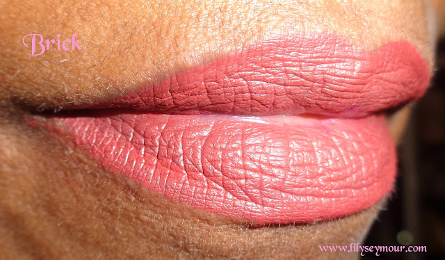 Dose of Colors Brick Liquid Lipstick