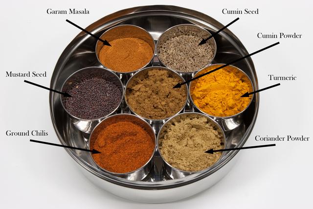 ground cumin chilli indian food blogger