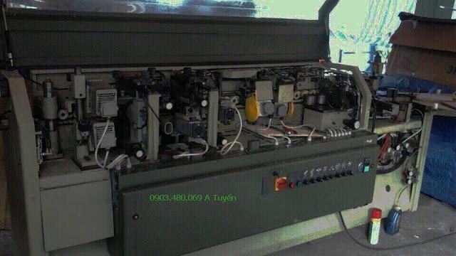 Máy dán cạnh tự động SCM  Basic