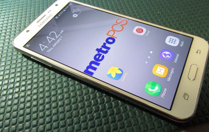 Metro PCS Samsung Galaxy J7 SM-J700T1