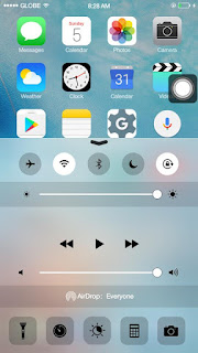 [ROM] IOS9 For FlareS4 Screenshot 6