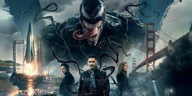 فيلم Venom يتلقى مراجعات سلبية من طرف النقاد ويعتبرونه من أسوء أفلام هذه السنة