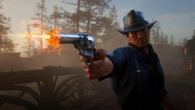 تسريب تفاصيل جميع الأسلحة داخل لعبة Red Dead Redemption 2 و إليكم الصور من هنا ..