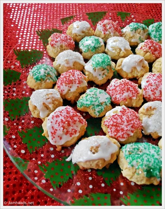 italian anise cookies - Italian Christmas Cookies Anise