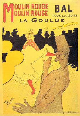 cartel de Moulin Rouge, Henri Marie de Toulouse-Lautrec