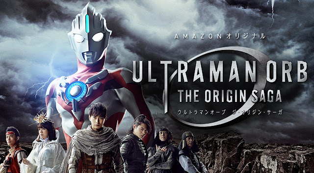 Ultraman Orb the Origin Saga Sub Indo