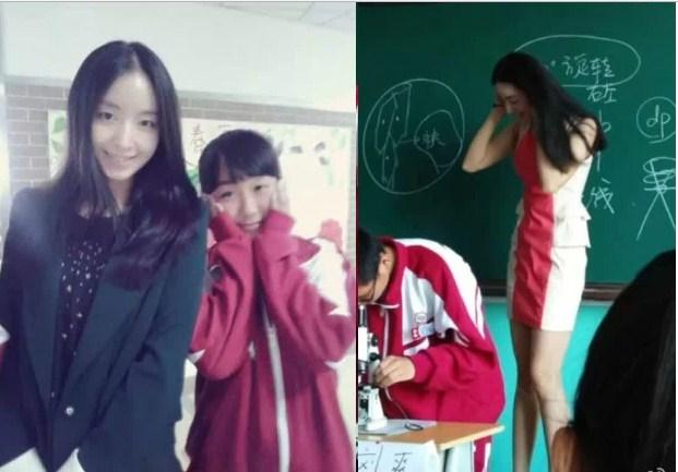 Lima Guru Muda Paling Cantik Di Dunia, Rugi Kalau Tidak Hadir Kelas!!