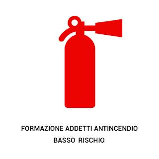 ADDETTI ANTINCENDIO – RISCHIO BASSO