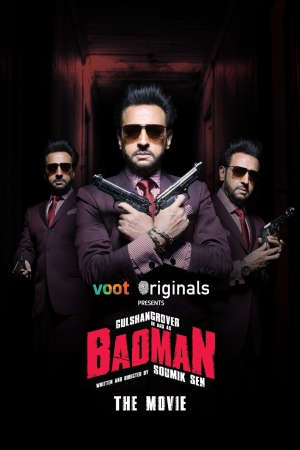 Badman The Movie 2016 Hindi Movie Download