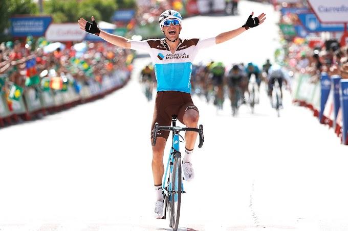 Vuelta a España 2018 - 7ª etapa