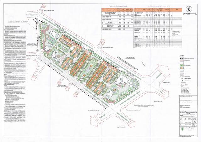 Phối cảnh quy hoạch toàn khu dự án FLC Premier Park
