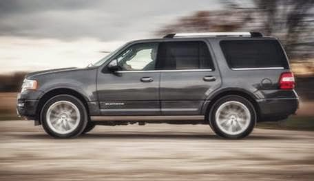 ford expedition el platinum review ford car review