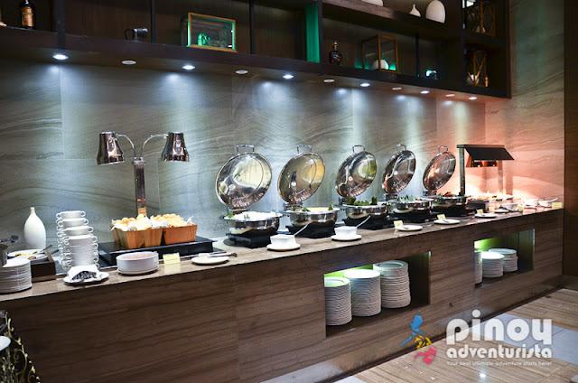 Southeast Asian Dinner Buffet at Cafe Belmont