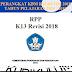 RPP Kelas 6 Semester 2 Kurikulum 2013 Revisi 2018
