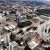 Centro Cívico concentra prédios históricos e pode ser conhecido pedalando