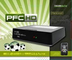 Atualizacao do receptor Tocombox PFC HD V