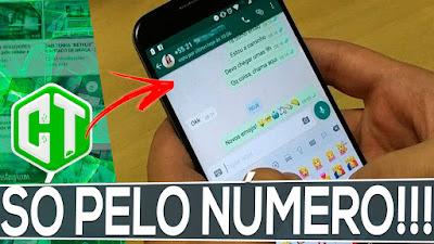 Como MONITORAR o Whatsapp de qualquer pessoa SÓ PELO NÚMERO!!!