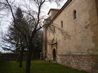 Iglesia de San martín Obispo. Riosalido