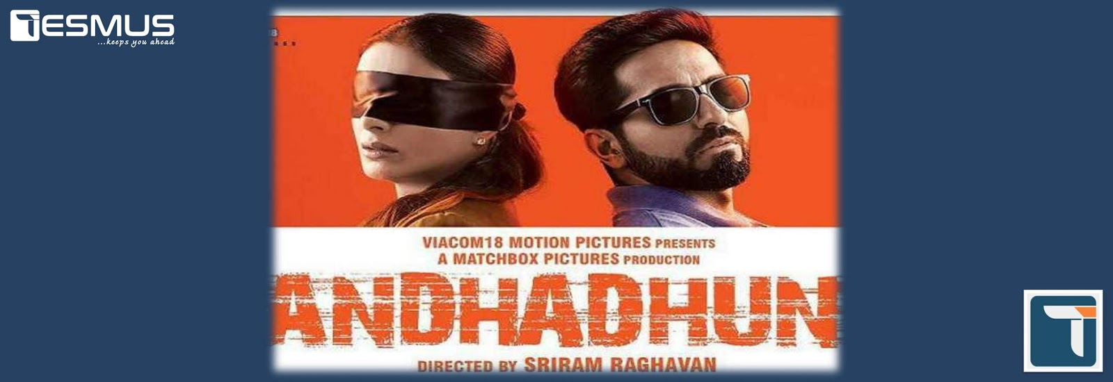 Ayushmann starrer 'AndhaDhun' named top Indian movie by IMDb: 14 12